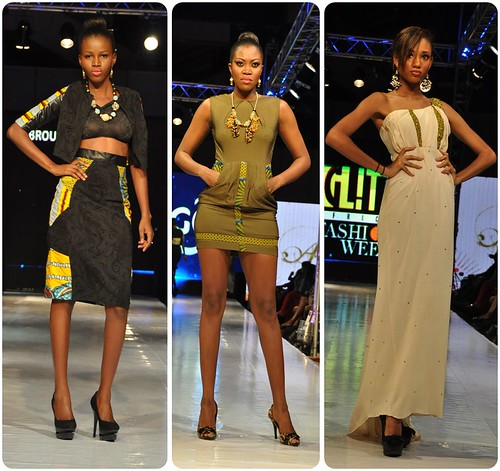 Akuchi Clothing collection at Tigo Glitz Africa Fashion Week