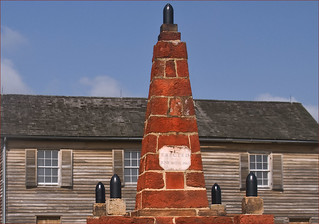 Image of First Manassas Monument near Sudley. roncogswell manassasnationalbattlefieldparkva