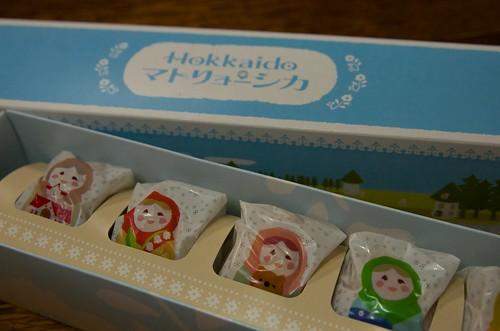 Hokkaido マトリョーシカ