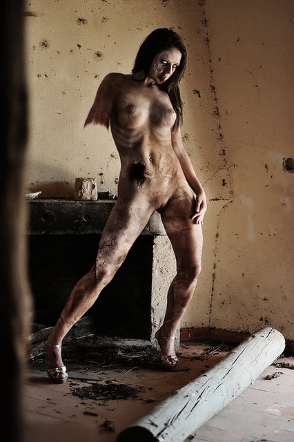 Opinion sexy zombie women nude