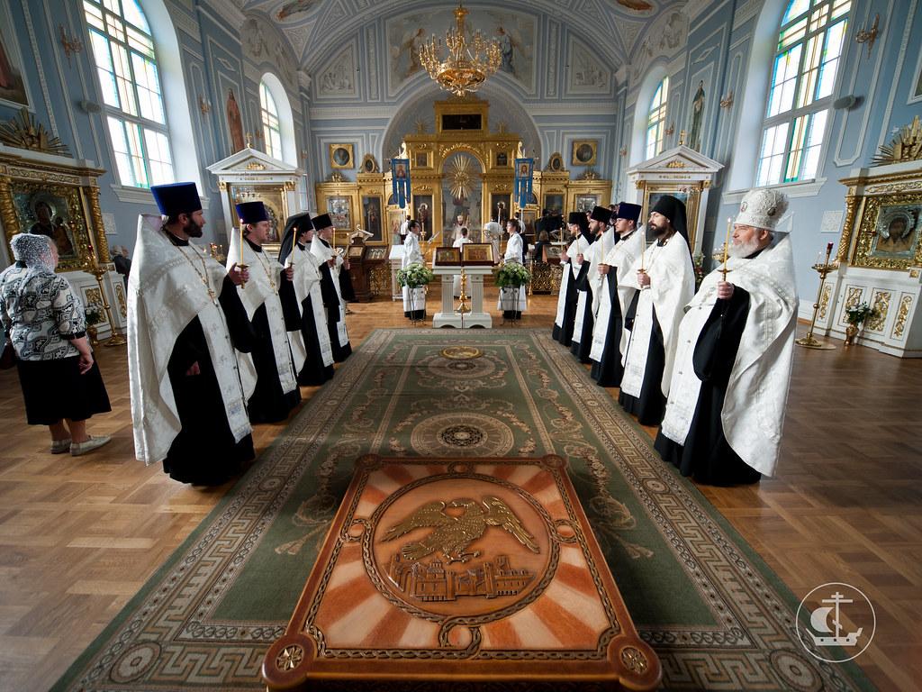 25-26 августа, Неделя 12-я по Пятидесятнице, отдание праздника Преображения Господня