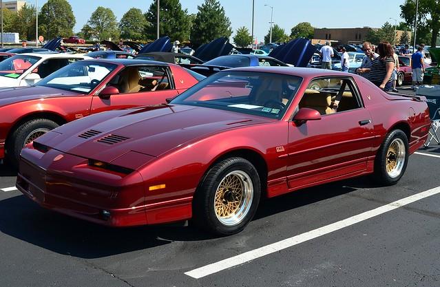 Trans Am Car Show Dayton Ohio