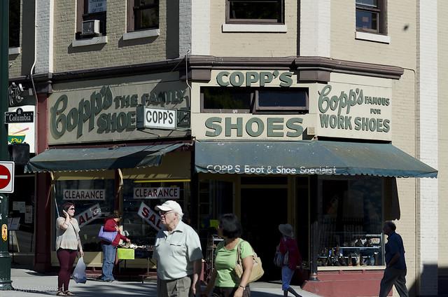 Copp's Shoes