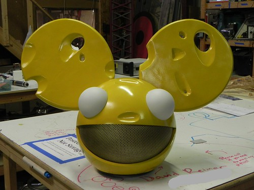 deadmau5 head inside - photo #7