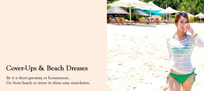 Cover Ups and Beach Dresses copy