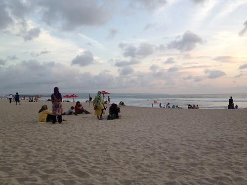 Bali beach by yoshjosh