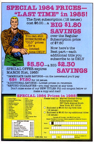 GI Joe Comic Ad