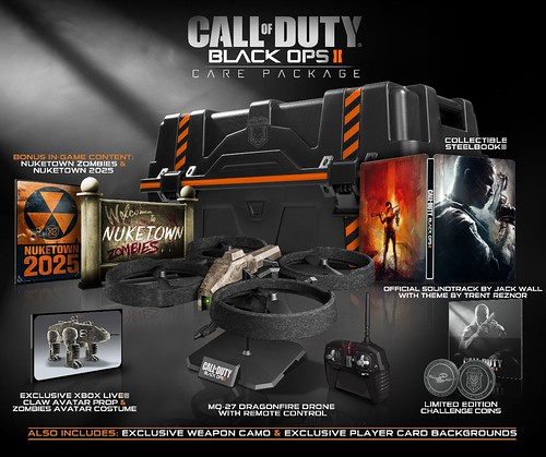Black Ops 2 Care Package Edition