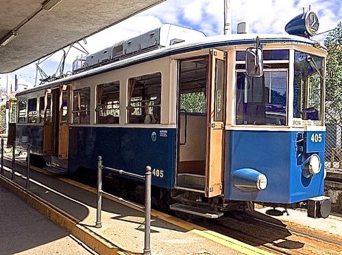 405 'Trieste Transporti' on Dennis Basford's railsroadsrunways.blogspot.co.uk