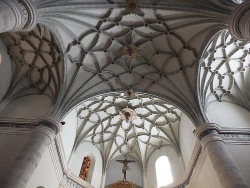 Iglesia de la Asunción de Nuestra Señora - Bóvedas
