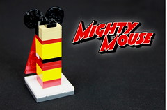 Brick Buddies- Mighty Mouse