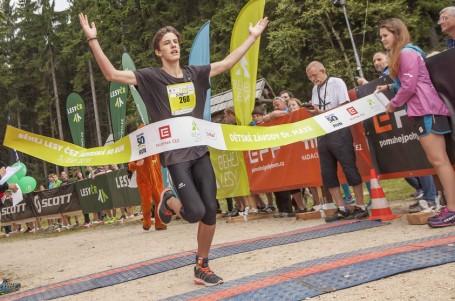 Rekordní Jizerská 50 Run završila letošní ročník Běhej lesy
