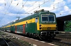 * Tschechien + Slowakei  Elektrotriebzüge 470 001  bis  971 099