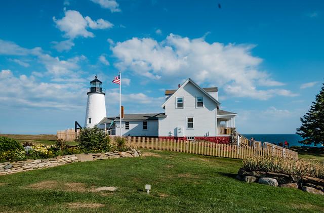 Pemaquid Lighthouse Bristol Maine