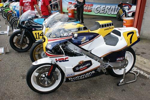 Honda RS500, ex-Raymond Roche