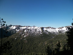 Longs pass in the distance