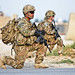 Take a knee by The U.S. Army