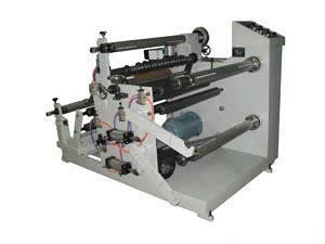Laminating and Slitting Machine