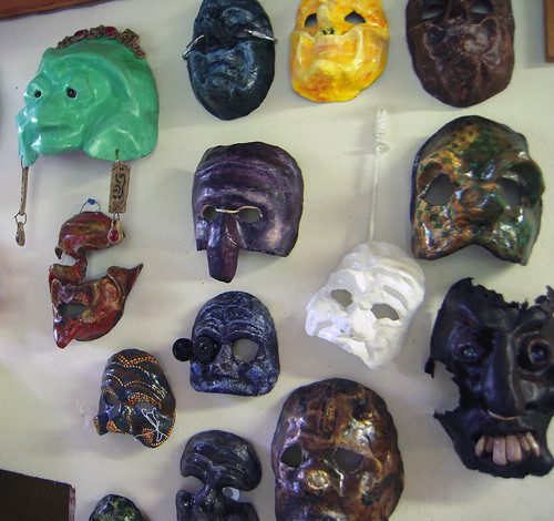 Tim's Masks