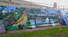 Olmsted McKinley Mural