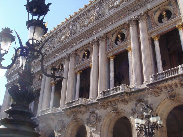 Opera de Paris Garnier, Paris