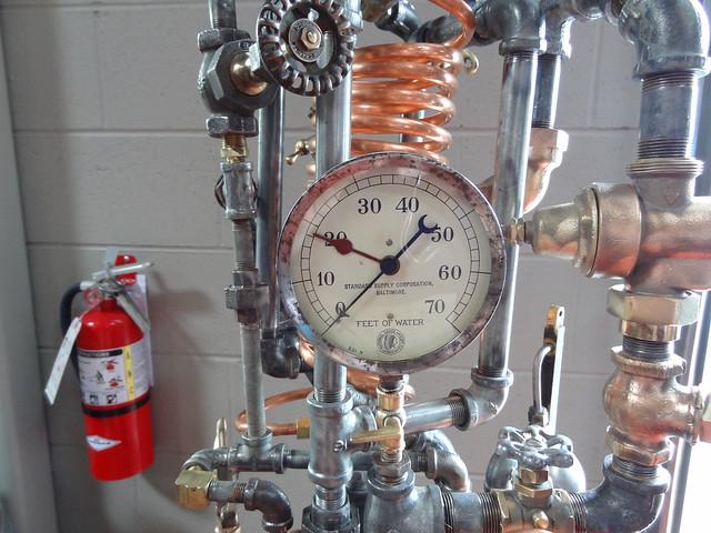 fermentation gauge quantitative analysis