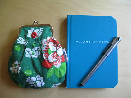 Journaling on the go -kit