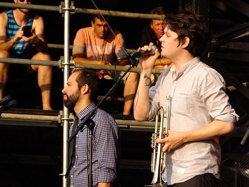 Beirut at Ottawa Bluesfest 2012
