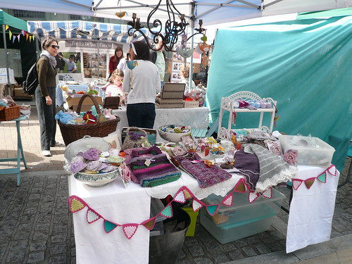 Herne Hill Stall back