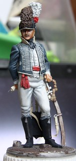 "Pegaso Models ""British Light Dragoon Officer 11th Regt. 1811"" -1"