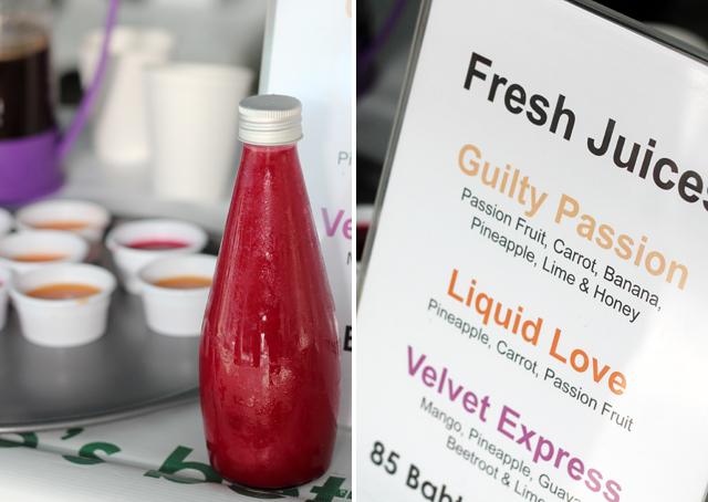 Twist Juices Bangkok