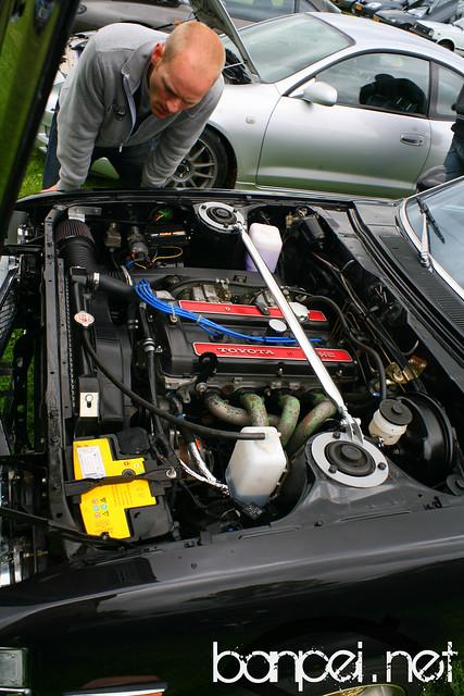 ITT: Toyota 18R-G engine RA28