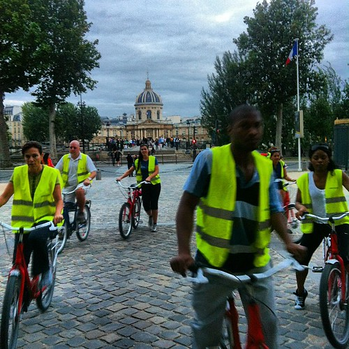 Parisian Bicycle Tour