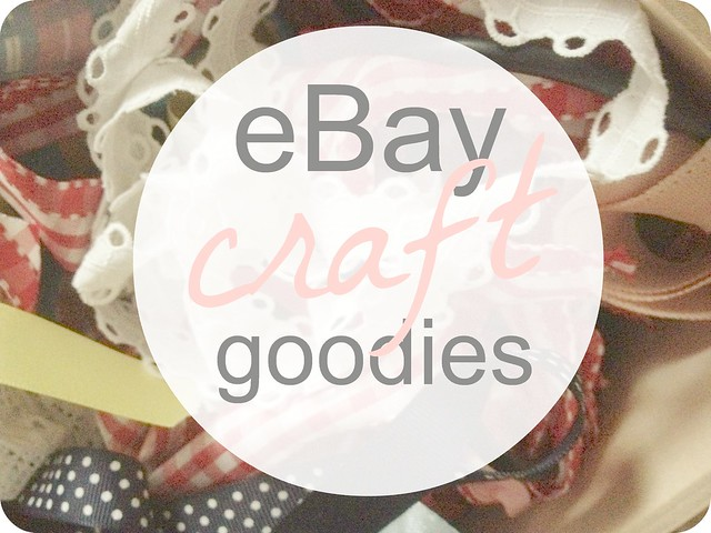 ebay craft goodies