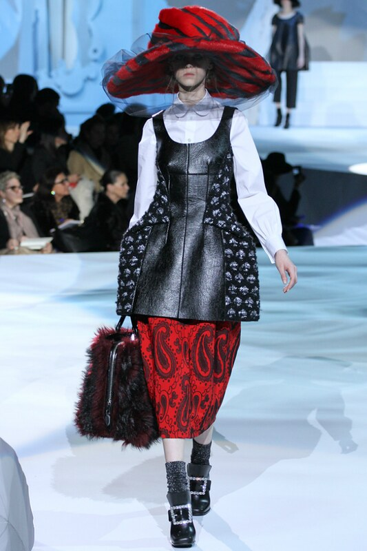 Marc Jacobs Ready to Wear Fall 2012 5