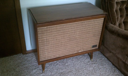 DIY Audio Projects Forum • Zenith Stereo Record Console SE 6bq5
