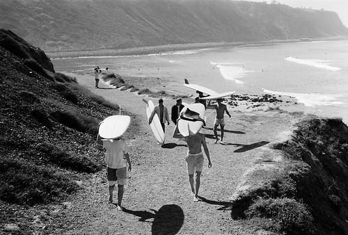 LeRoy Grannis, Palos Verdes Cove, 1964