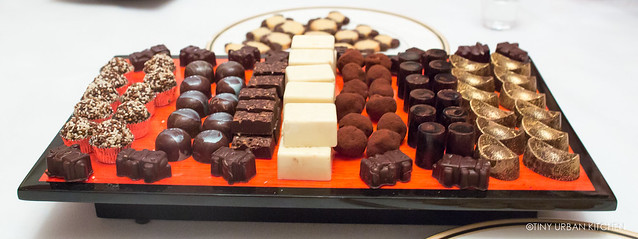 Milk Candies Hong Kong Orange Candies Sichuan Peppercorn Bon Bon Salted Kumquat Chocolates Kaffir Lime Chocolate Sesame Bon Bon Black Sugar Chocolates