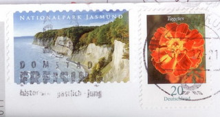 stamps for DE-1431501