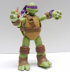 Ninja Turtles Donatello Review