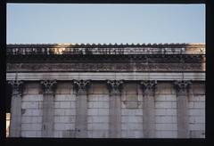 The Maison Carree at Nimes (II)