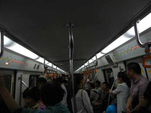 Shenyang Subway _ 9306