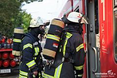 Schmorbrand S-Bahn Raunheim 26.07.12