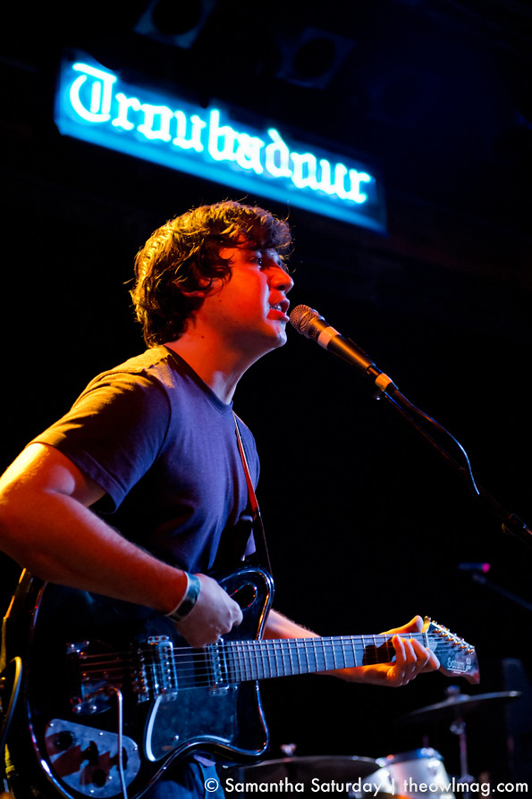 LA Font @ The Troubadour, LA 7/25/12