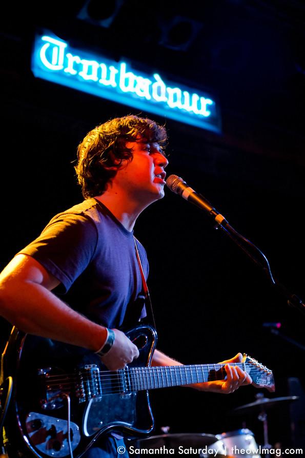 LA Font @ The Troubadour, LA 7/25/12