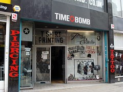 Picture of Time Bomb, 31 High Street