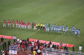 Before the Kick-off - Man City vs Arsenal