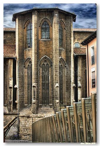 Cabeceira da igreja de São Pedro Apóstolo by VRfoto