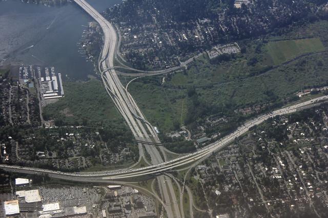 I-90 and I-405 Interchange