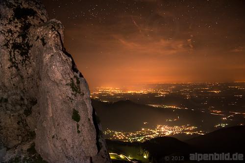city cloud mountain mountains alps nature berg night clouds stars landscape bayern deutschland bavaria nikon nacht natur wolke wolken berge stadt alpen landschaft sterne d800 gebirge 德国 巴伐利亚 chiemgau aschau chiemgaueralpen chiemgaualps d800e nikond800e alpenbildde